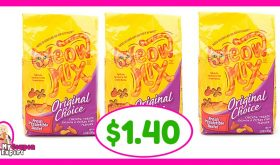 Publix Hot Deal Alert! Meow Mix Cat Food just $1.40 per bag!