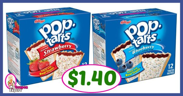 picture relating to Pop Tarts Coupons Printable called Publix Warm Bundle Warn! Kelloggs Pop-Tarts Just $1.40 soon after