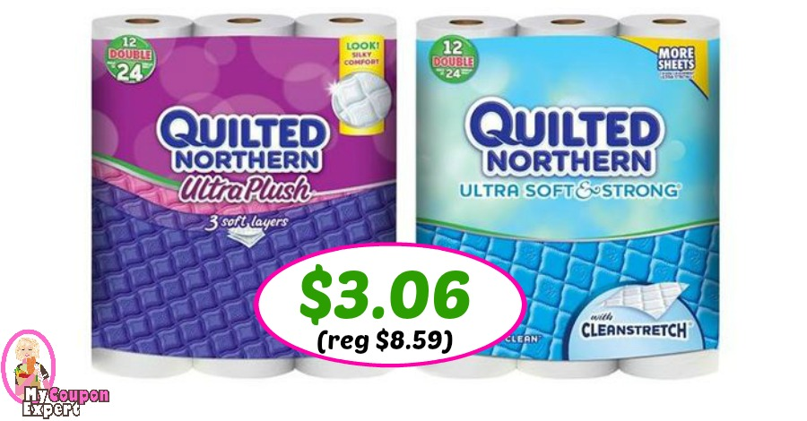 Quilted northern printable coupon 2018