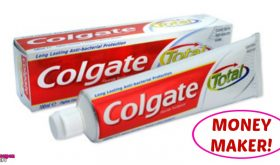 Colgate Total FREE plus a Money Maker at CVS!