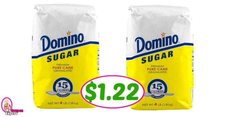 Domino sugar coupons 2018