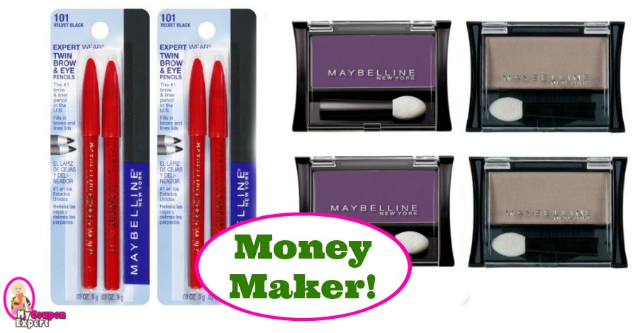 Money Maker Maybelline at CVS starting 3/11!