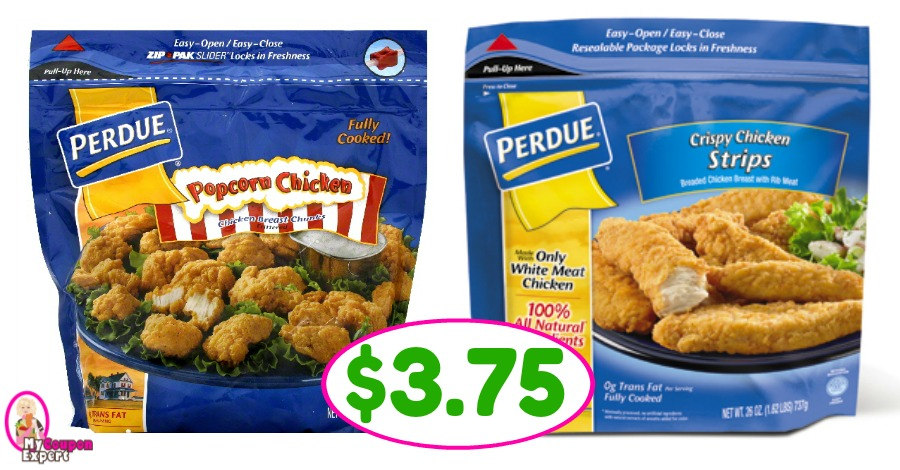 Perdue Popcorn Chicken and Strips just $3.75 at Winn Dixie!