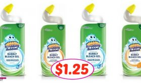 Scrubbing Bubbles Toilet Cleaner $1.25 at Publix!