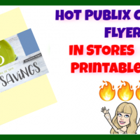 Publix Spring Savings Coupon Booklet!  Printable too!