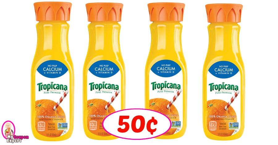 Orange juice coupon 2018