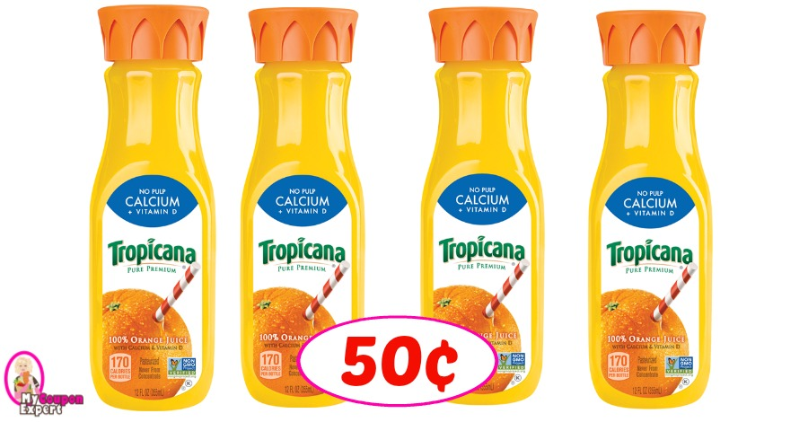 Tropicana orange juice printable coupon 2018