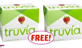 FREE Truvia Sweetener at Winn Dixie this week!