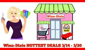Winn Dixie HOT DEALS March 14th – 20th!!