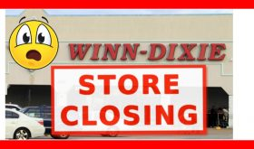 Winn Dixie Closing MANY stores as part of Bankruptcy / Restructure!