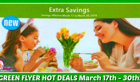 Publix GREEN Advantage Flyer March 17th – 30th!