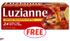 Luzianne Tea for FREE at Winn Dixie!!