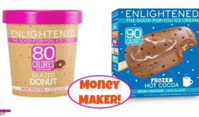 Enlightened Ice Cream and Bars MONEY MAKER at Publix!!