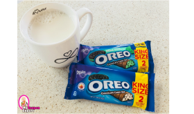 OREO Chocolate King Size Candy Bar deal at Walmart + GIVEAWAY!