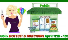 Publix HOTTEST DEALS April 12th – 18th!!