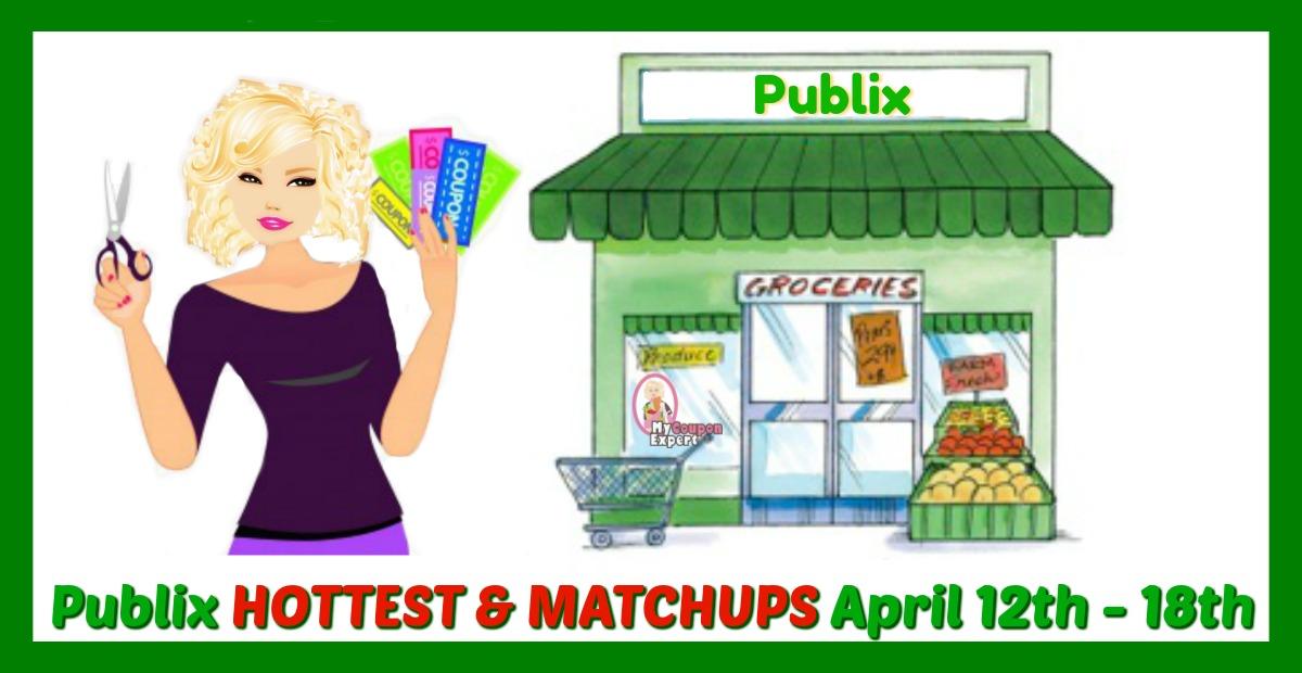 Publix HOTTEST DEALS April 12th – 18th!!