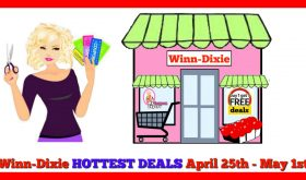 Winn Dixie HOT DEALS April 25th – May 1st!
