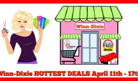 Winn Dixie HOT DEALS for April 11th – 17th!