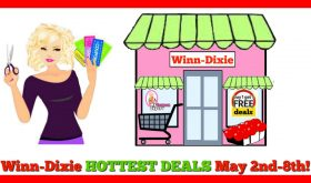 Winn Dixie HOTTEST DEALS May 2nd – 8th!!
