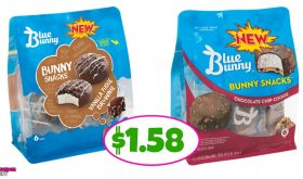 YUMMY!  Blue Bunny Bunny Snacks just $1.58 each at Publix!