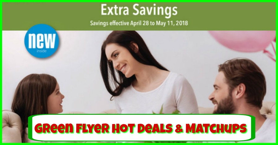 Publix GREEN FLYER DEALS April 28th – May 11th!