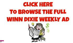 Winn Dixie Ad Scan May 30th – June 5th!  Browse all pages!