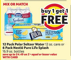 FREE Nestle Splash for some at Winn Dixie!!! ·
