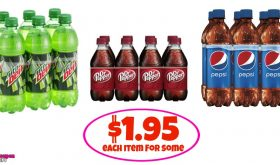 Great deal on Pepsi Products at Publix!!