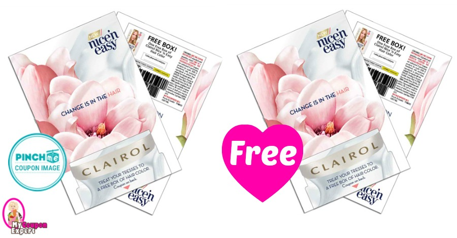 Did you get your FREE hair color in your sample box?!