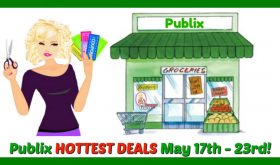 Publix HOTTEST DEALS May 17th – 23rd!!