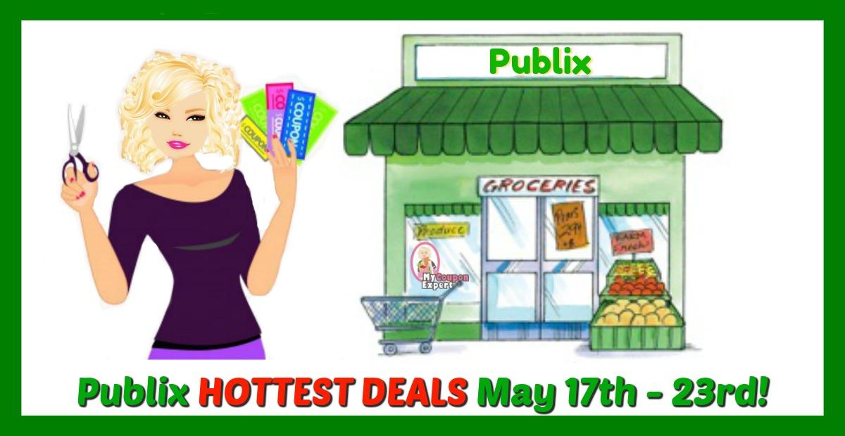 Publix HOTTEST DEALS May 17th – 23rd!!