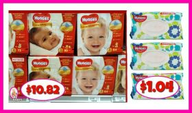 Huggies Boxed Diapers & Wipes Hot Deal at Publix!