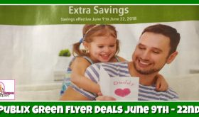 Publix GREEN FLYER Matchups – June 9th – 22nd