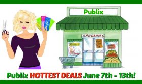 Publix HOTTEST DEALS June 7th – 13th!!