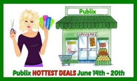 Publix HOT DEALS 6/14 – 6/20!