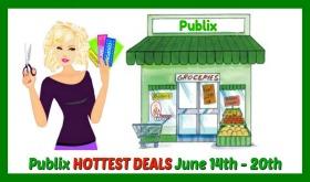Publix HOT DEALS 6/14 – 6/20!