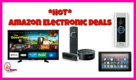 HOTTEST Electronics Deals for Amazon Prime Day!
