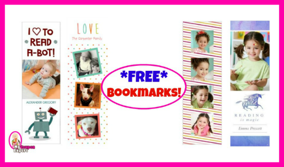 Walgreens: FREE Custom Bookmarks + FREE Pickup!