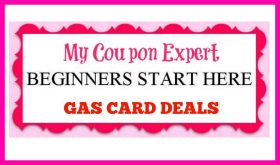 Coupon Tips:  Publix GAS CARD DEALS – how do they work?