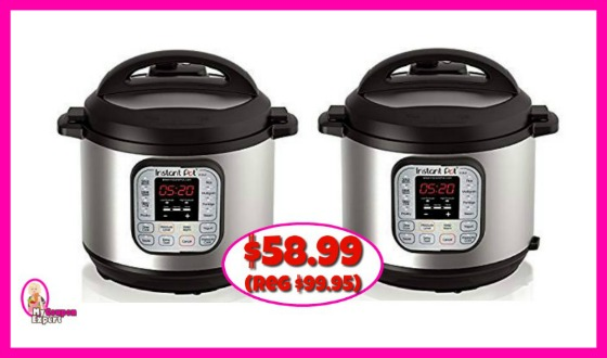 INSTANT POT HOT DEAL for Amazon Prime Day!