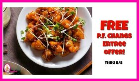 P.F. Chang's B1G1 Coupon!!  Hurry and grab it!