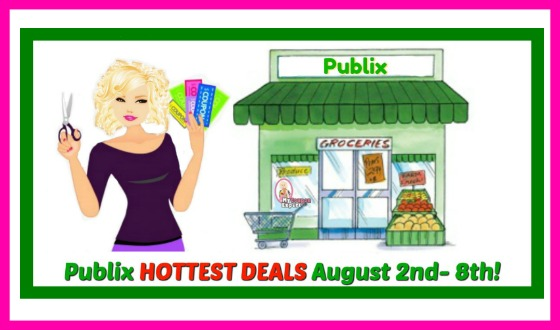 Publix HOTTEST DEALS August 2nd – 8th!