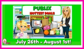 Publix HOTTEST DEALS & Matchups July 26th – August 1st!