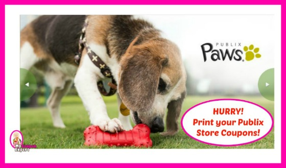 Publix Pet Coupons!!  HUGE LIST and NEW BOOKLET!