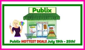 Publix HOTTEST DEALS July 19th – 25th!!