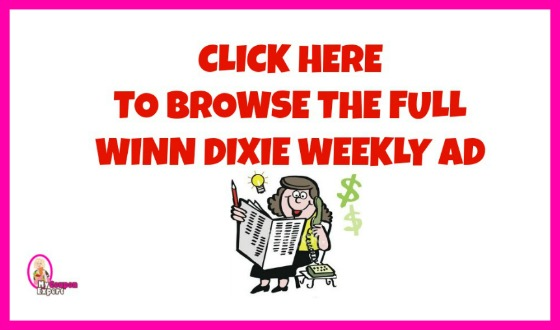 Winn Dixie AD SCAN! Browse all pages! July 18th – 24th!