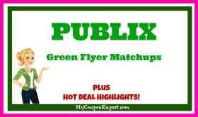 Publix GREEN FLYER Deals September 29th – October 12th!