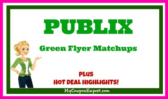 Publix GREEN FLYER Deals August 18th – 31st!