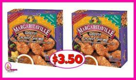 Margaritaville Appetizers $3.50 at Publix (reg $8.99)!!