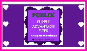 Publix Purple Advantage Flyer August 11th – 24th!